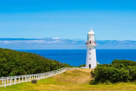 Signalisation maritime : le phare