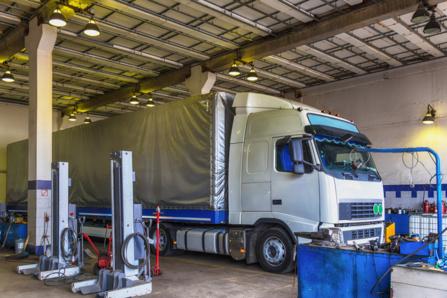 Entretien et réparation camion