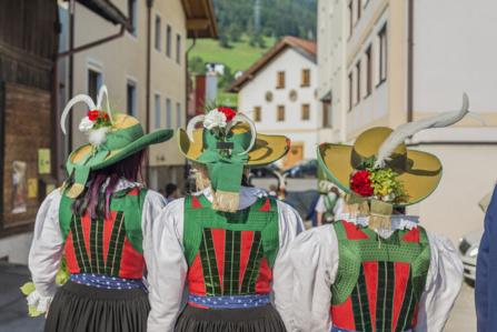 Fête à Innsbruck