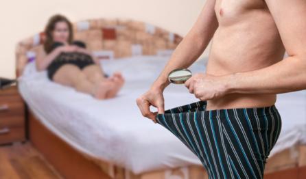 Les différents troubles sexuels masculins
