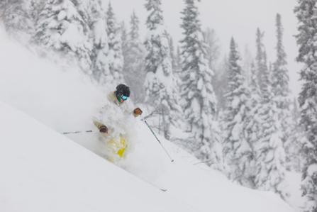 Partir skier dans la région Les Laurentides