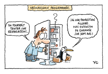 obsolescence programmée