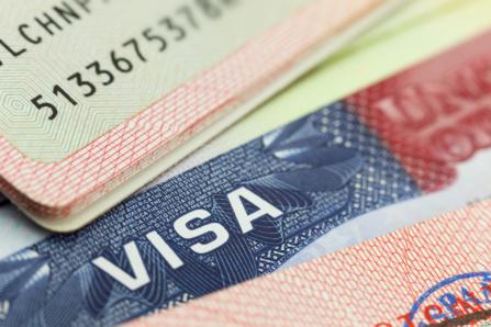 visa, passeport et demande ESTA