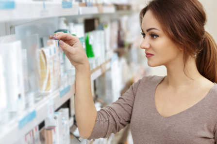 Produits Nuxe en parapharmacie
