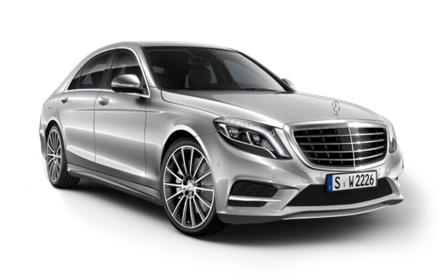 Mercedes-Benz, la classe S