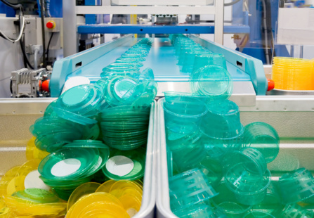 Création de produits plastiques