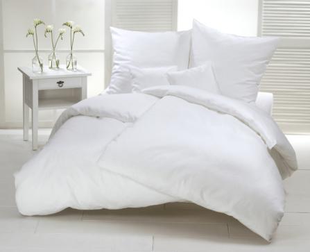 des couettes et des oreillers en plumes d 39 oie. Black Bedroom Furniture Sets. Home Design Ideas