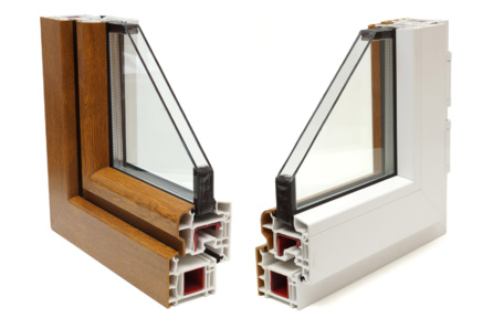 Fenêtres double vitrage