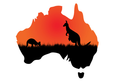 Destination l'Australie