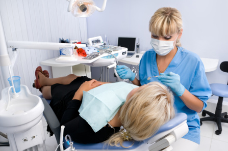 Consultation dentiste