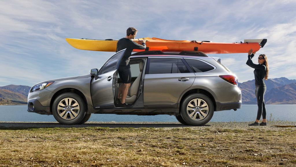 Equipements Subaru Outback