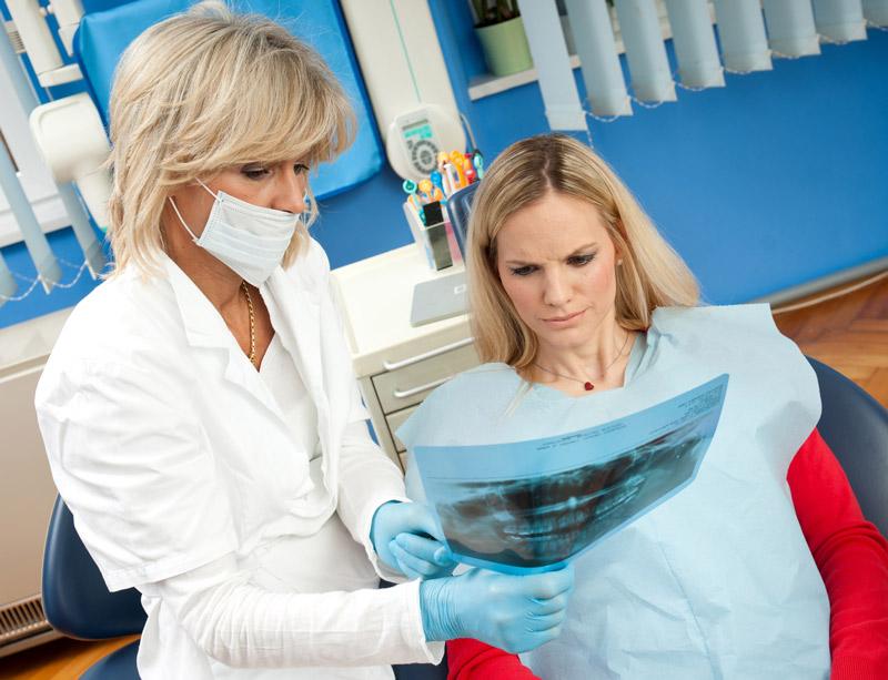 Visite chirurgien-dentiste