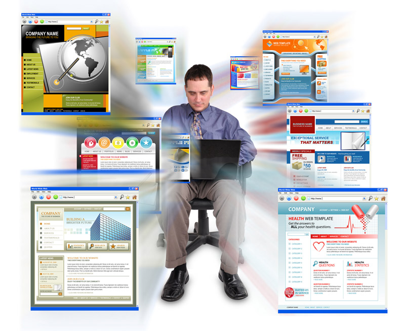 Etapes de création site web