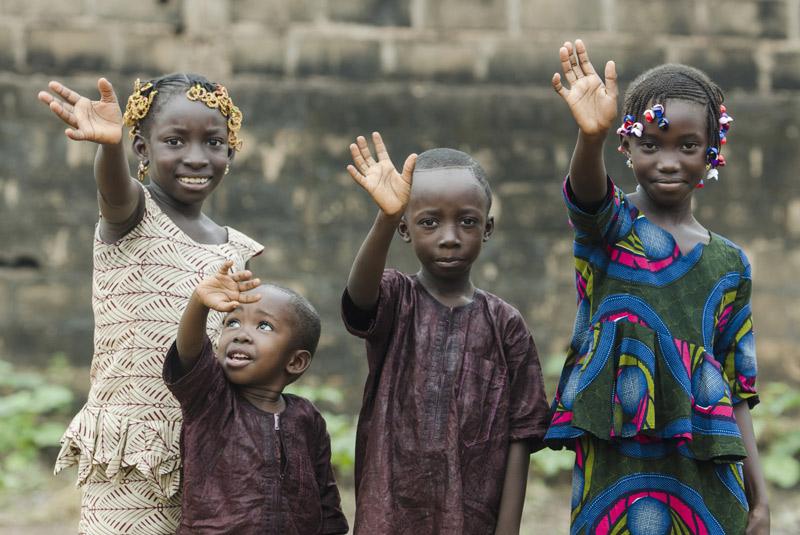 Parrainer un enfant en Afrique