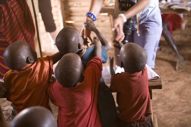 Parrainage d'enfants africains