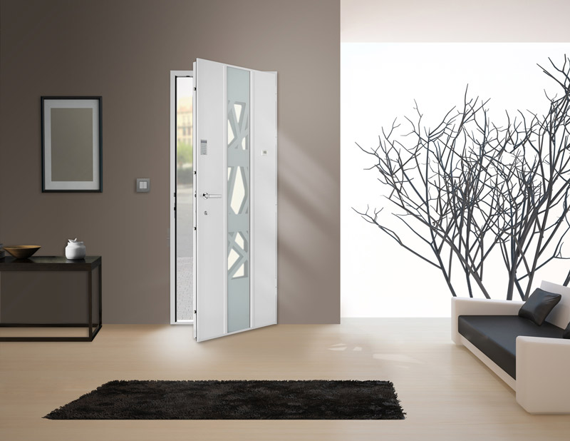 Des serrures design pour vos portes