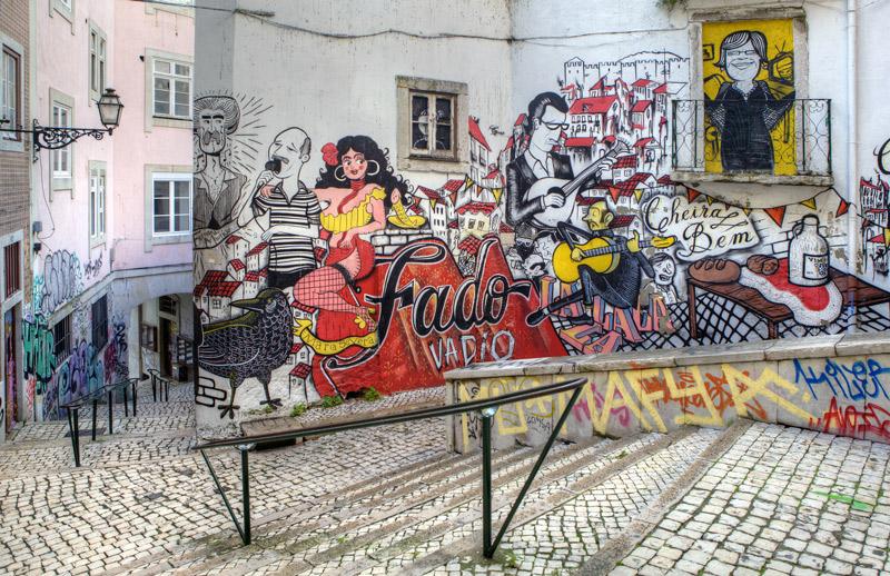 Street art de rue
