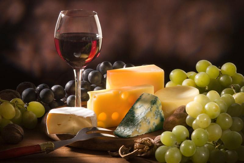 Dégustation vin et fromage