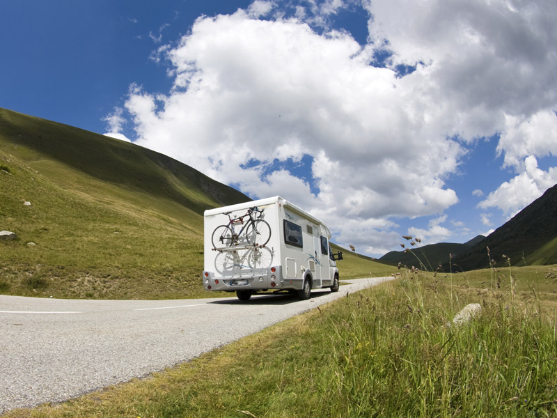 Véhicule récréatif : le camping car