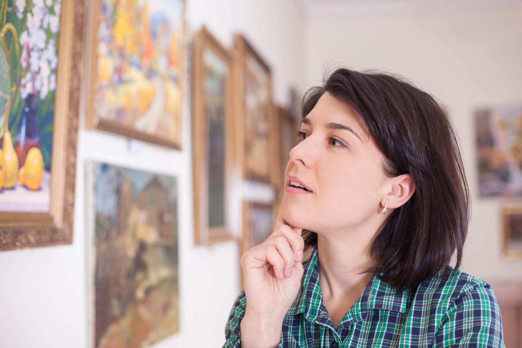 acheter un tableau contemporain