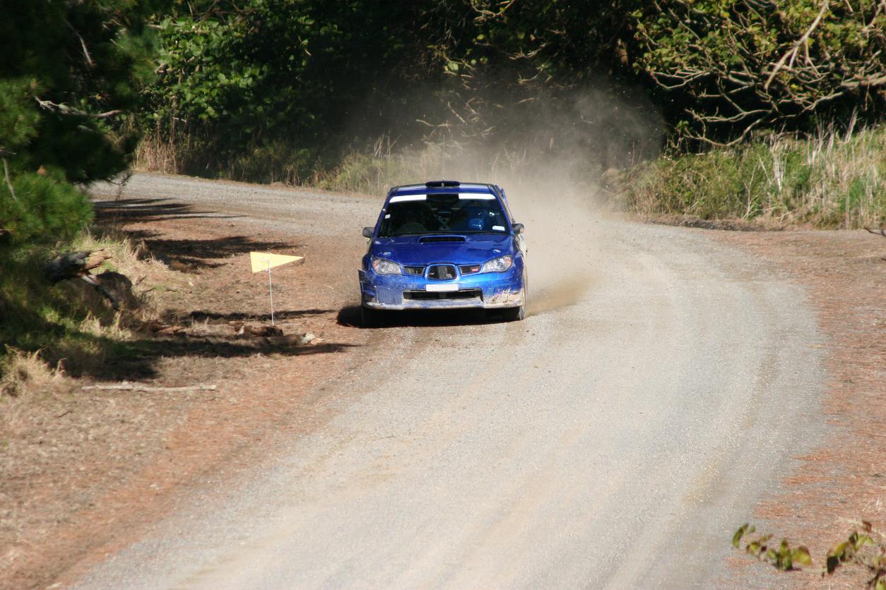 voiture rallye