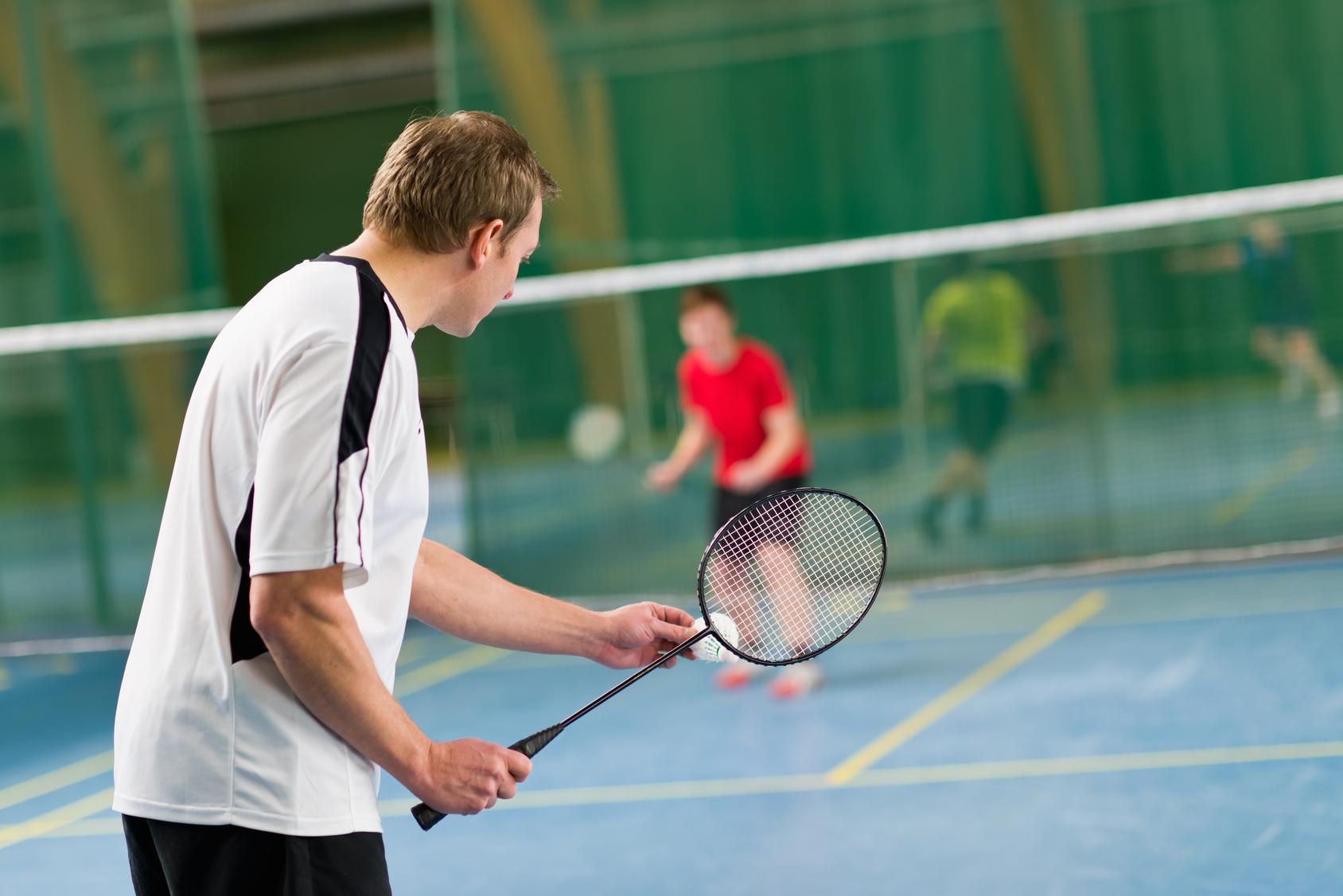 Les règles du jeu du badminton