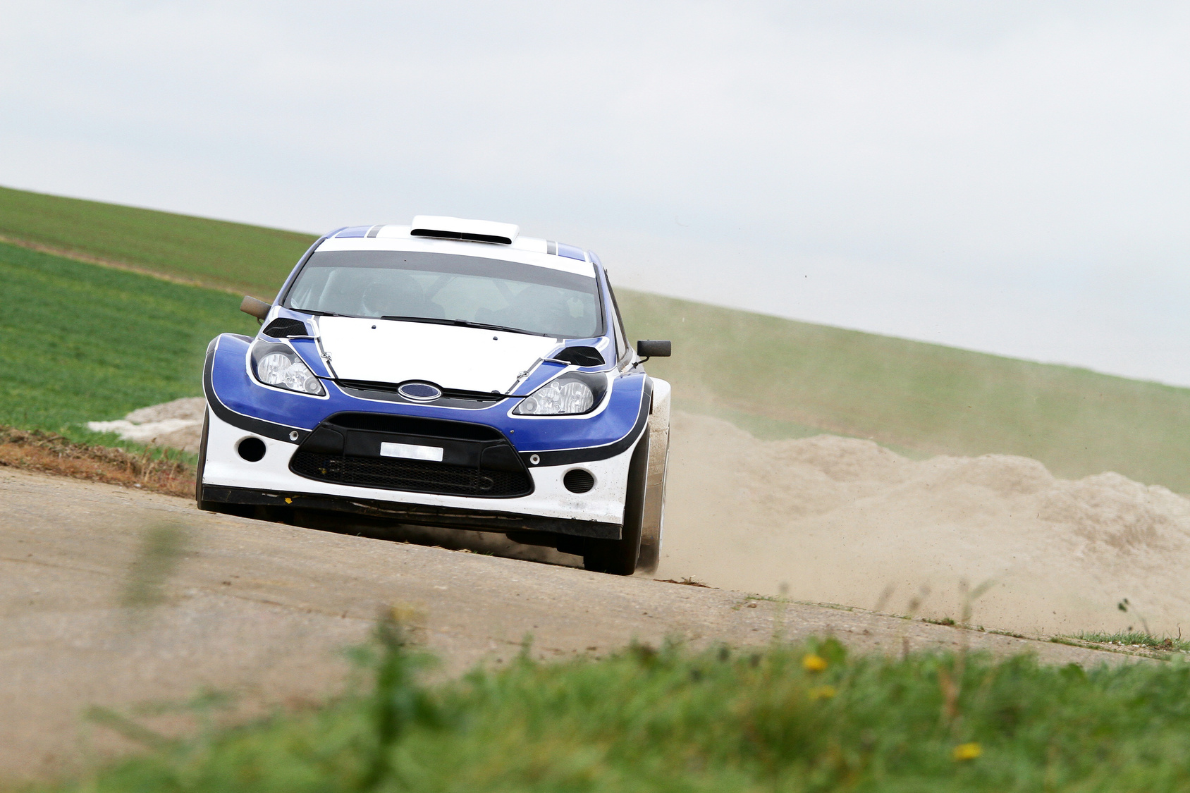 Comment conduire rallye
