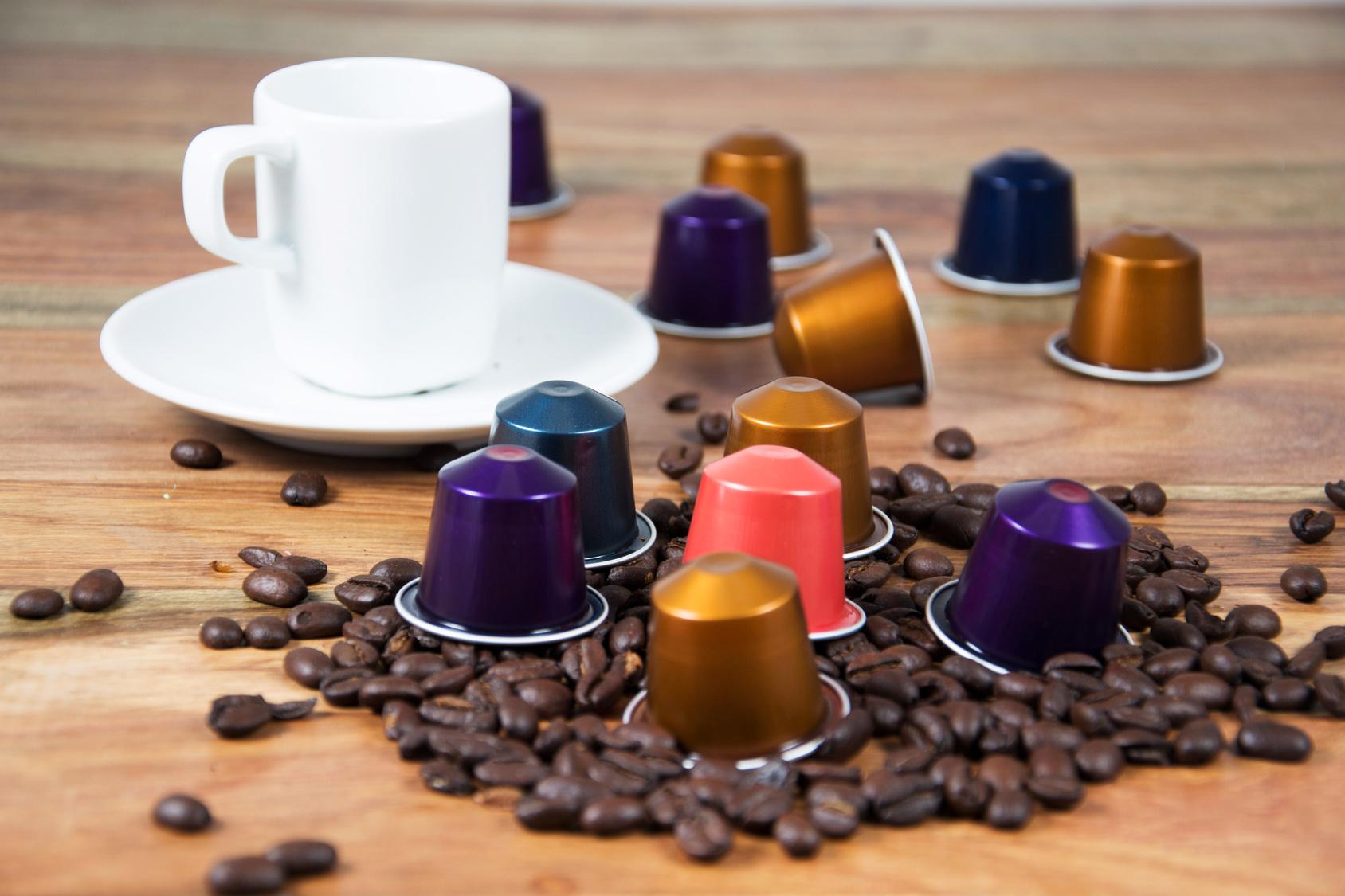 Capsules à café Gourmesso
