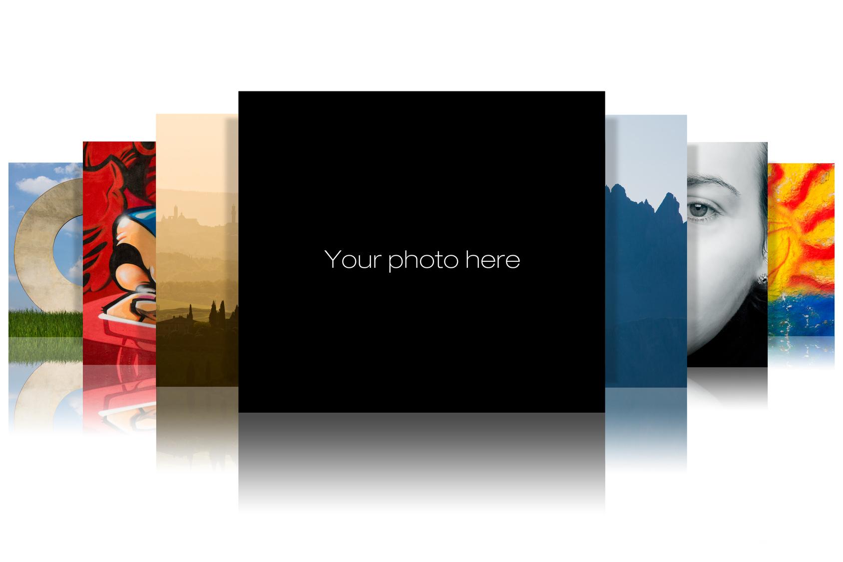 Des supports originaux pour vos photos