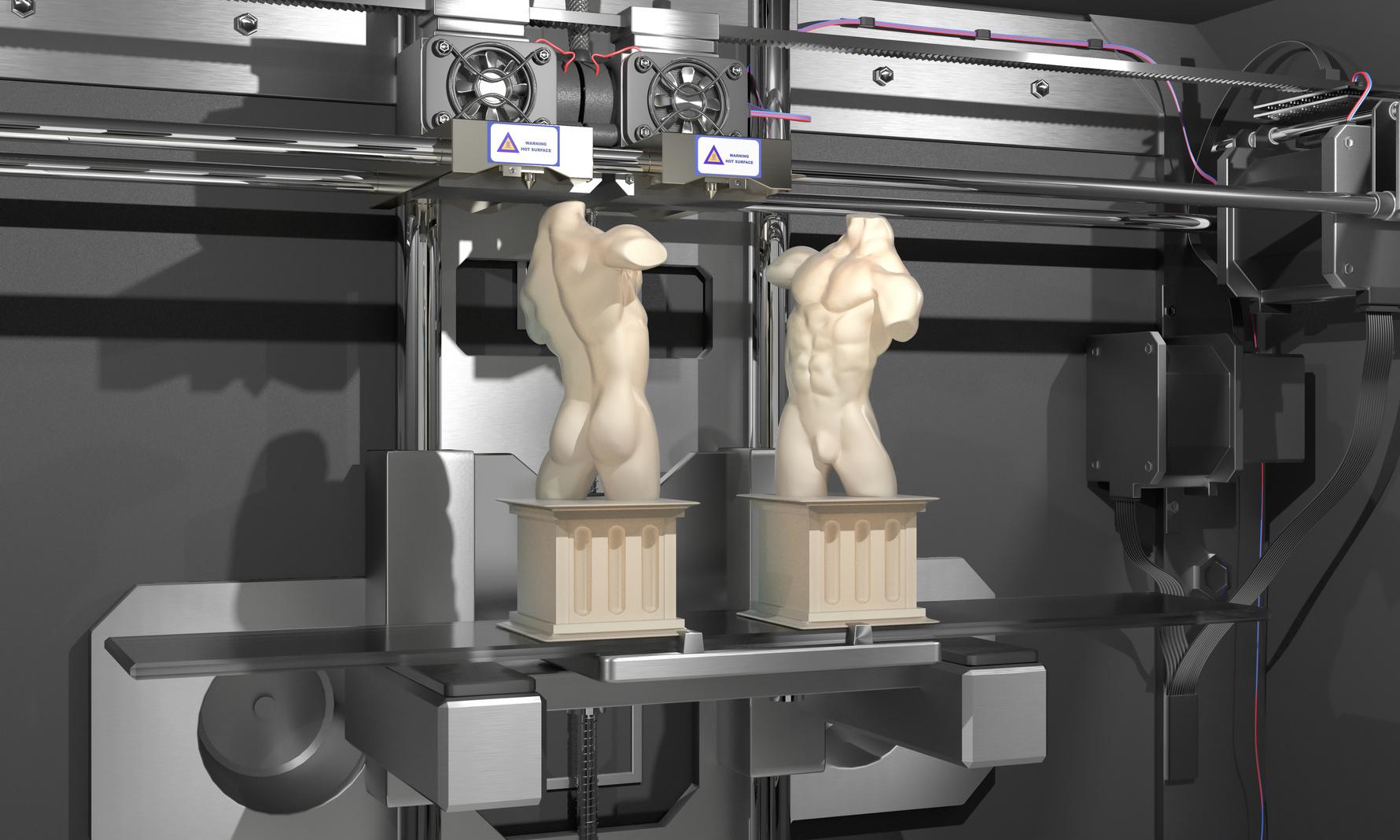 Objets imprimante 3D