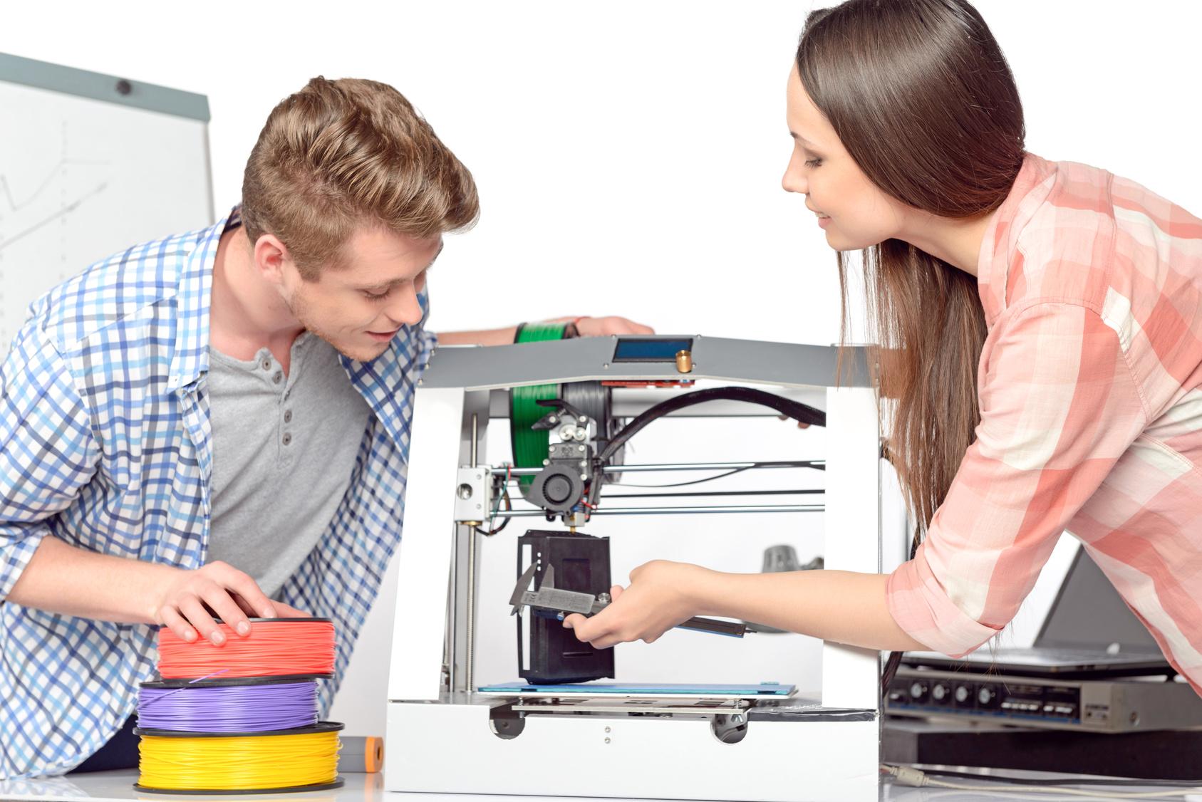 L'imprimante 3D pour vos créations