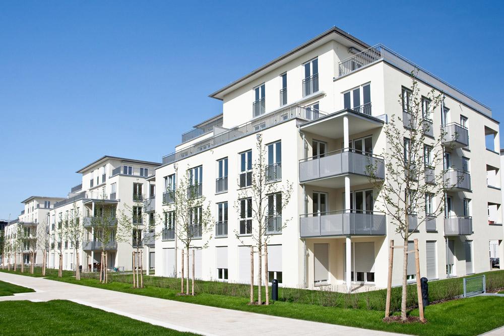 Investissement immobilier bâtiments neufs