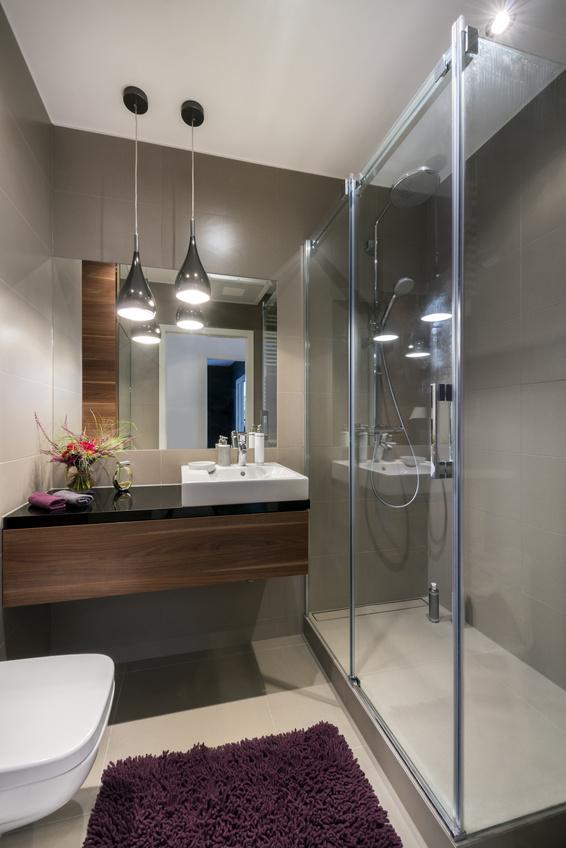 Les petites salles de bains les am nager au centim tre pr s - Petites salles de bain photos ...