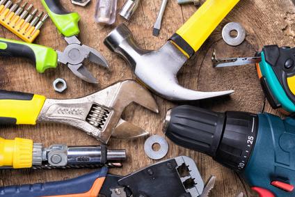 Les outils de bricolage