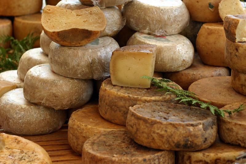 La fromagerie Ruban Bleu à Mercier