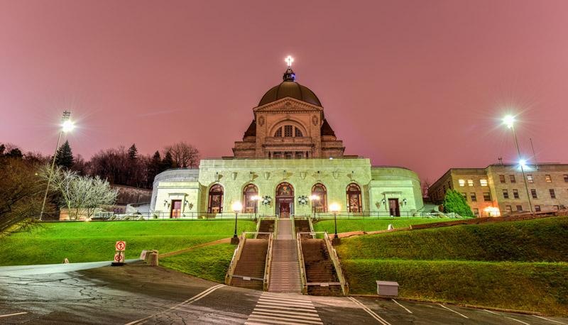 L'oratoire Saint Joseph