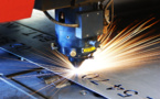 Machine de découpe laser dans l'industrie