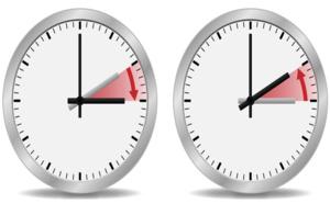 impact du changement d'heure sur l'organisme