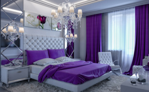 Chambre style baroque