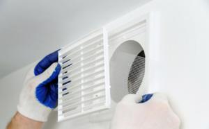 nettoyer les conduits de ventilation de la maison