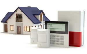 alarmes modernes pour la maison