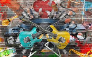 le street art dans votre intérieur
