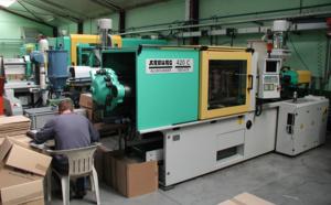 fabrication de coffrets en plastique sur mesure pour l'électronique