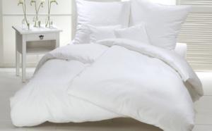 oreillers et couettes en duvet, garants de nuits douillettes