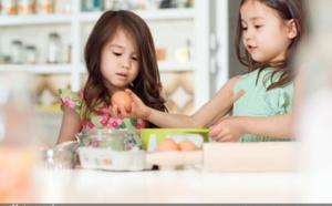 fête des pères : une recette de gâteau à réaliser avec les enfants