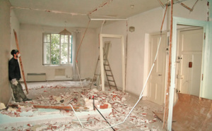 la rénovation d'une maison : les étapes